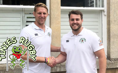 Lewis Moody teams up with Tinies